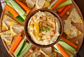 High Protein Hummus – a Power Packed Meal or Snack