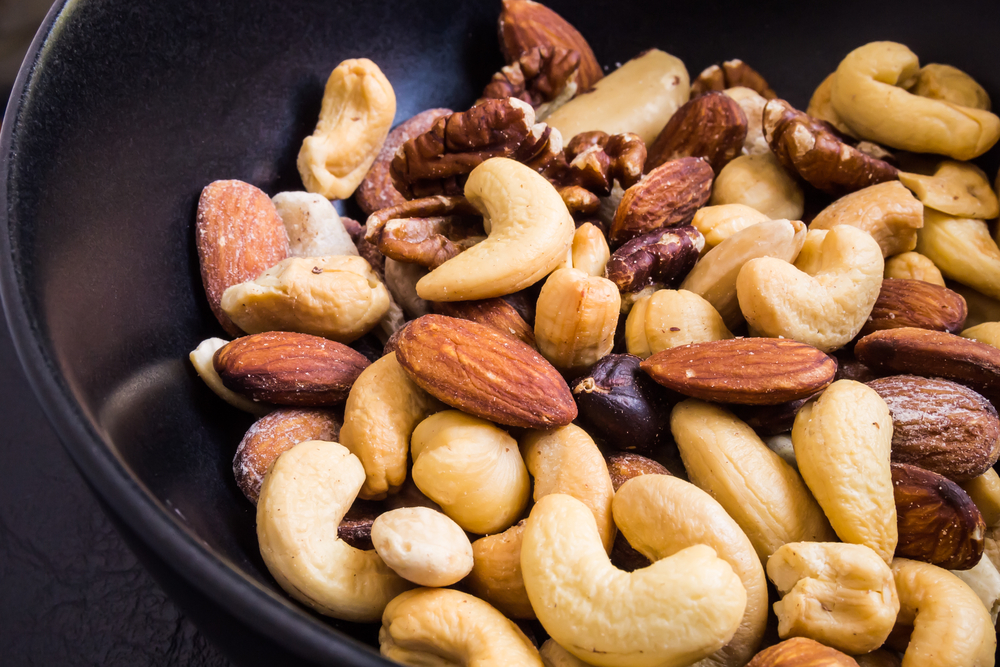 Healthy Nut Mix Recipe – No Salt, No Oil