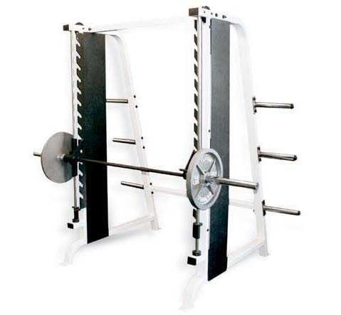 Smith Machine Workouts And Gym Equipment My Trainer Fitness