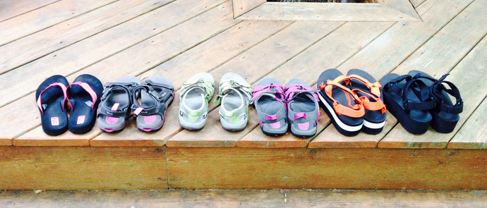 Teva Sports Sandals, Flatform and Platform Tevas REVIEW