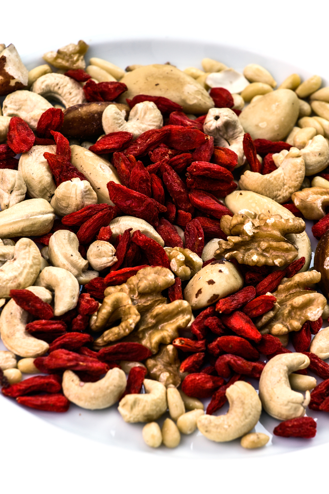 Super Berry Nut Mix