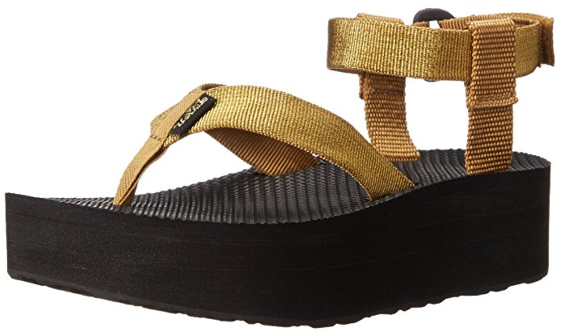 Teva Sports Sandals Flatform And Platform Tevas Review
