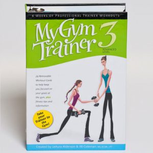 My Gym Trainer 3 – Advanced For the fit exerciser looking for a change or the athlete looking for a gym routine that is full of tough cardio intervals and weight workouts that will take your physique to the next level using a fast pace of both familiar and novel movements.