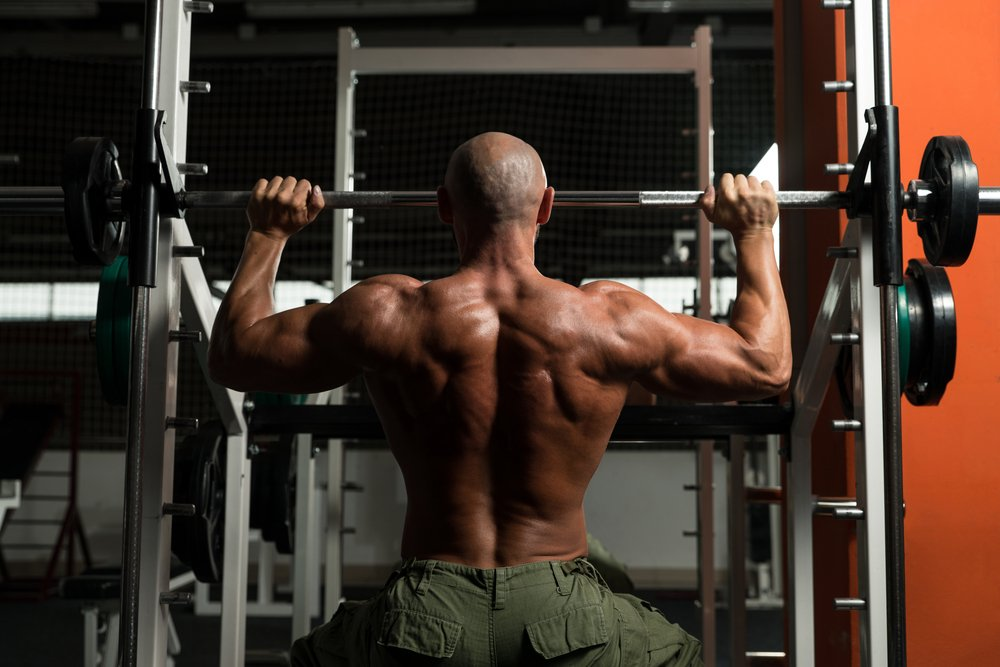 Smith Machine Workouts and Gym Equipment | My Trainer Fitness