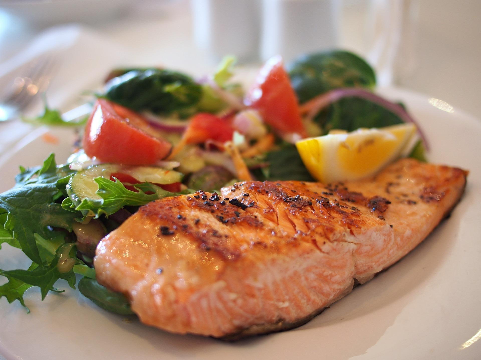 pescatarian salad