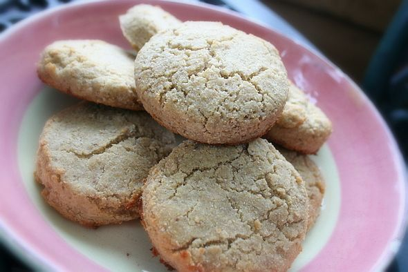 Buckwheat Biscuits with Quinoa RECIPE