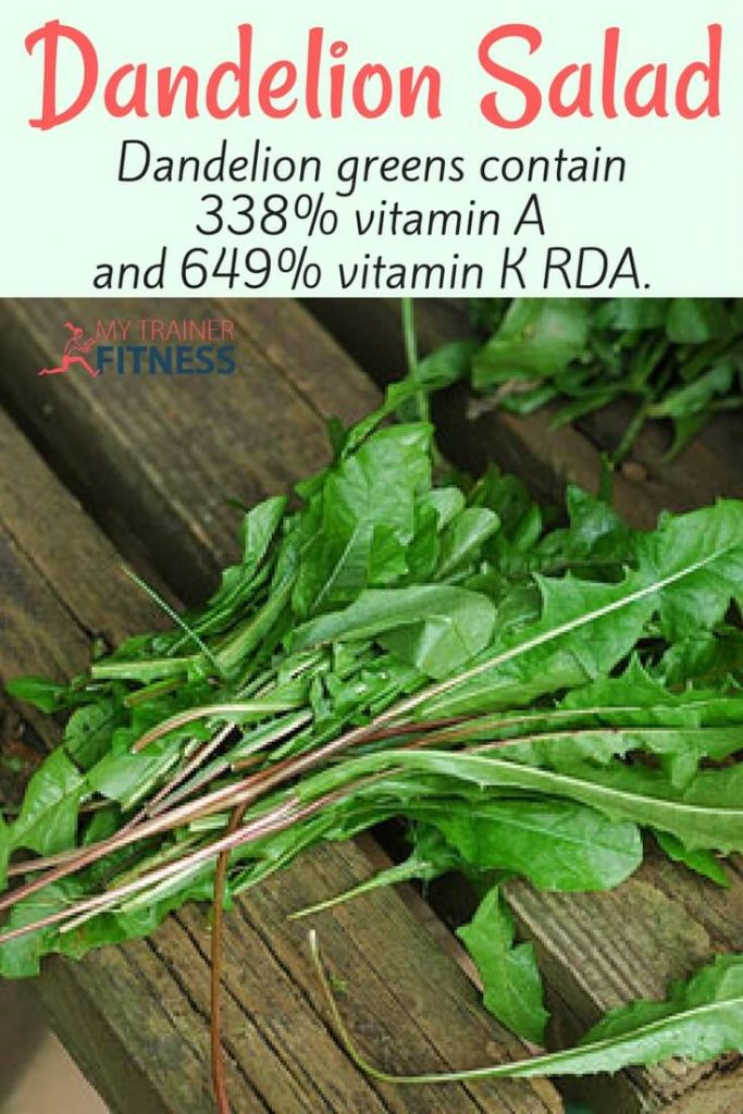 Easy to make and rich in vitamins and minerals, dandelion greens are also relatively inexpensive yet pack a powerful antioxidant punch for strengthening the immune system.  A virtual pharmacopeial treasure chest, dandelions are known as a digestive supporting herb.  They increase bile flow in the liver, which promotes digestion of fats and absorption of fat-soluble vitamins A, D, K and E.