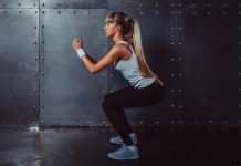 squat position, how to squat