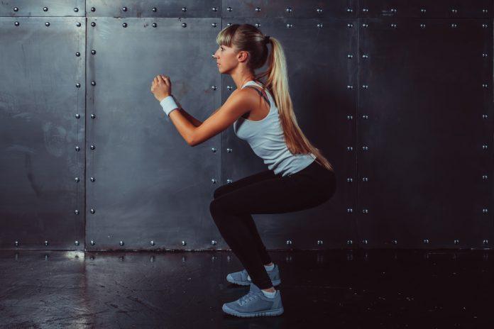 squat position, how to squat