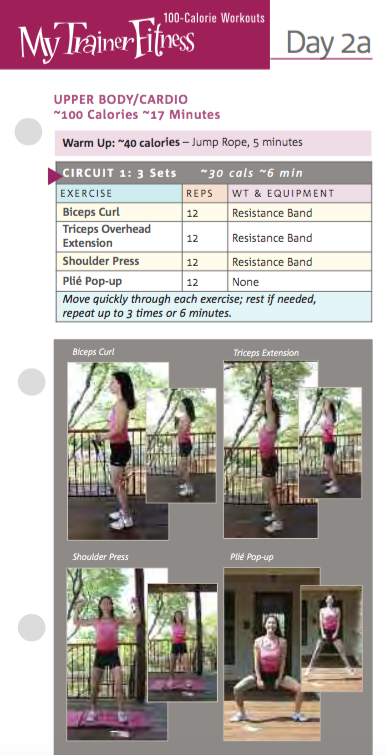 resistance band workouts, upper body workout