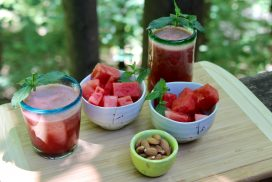 Guilt Free Watermelon Smoothie Recipe