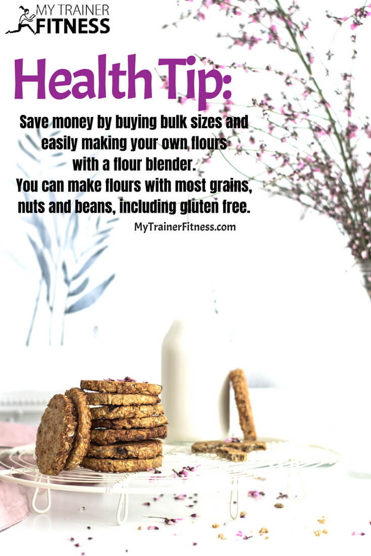 Oat flour can be added to a variety of recipes as a gluten free substitute for wheat flour. There are just a few possible issues to keep in mind when baking with oat flour. #glutenfree #health #food
