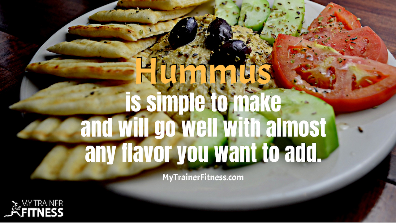 Hummus is a blank canvas and the vegetables in your refrigerator or the herbs in your garden are the paints that create a beautiful and unique piece of artwork.  #health