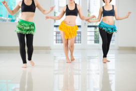 Belly Dance for Fun and Fitness!