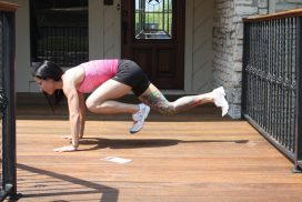 Quick Workouts at Home or Work – Anywhere, Anytime